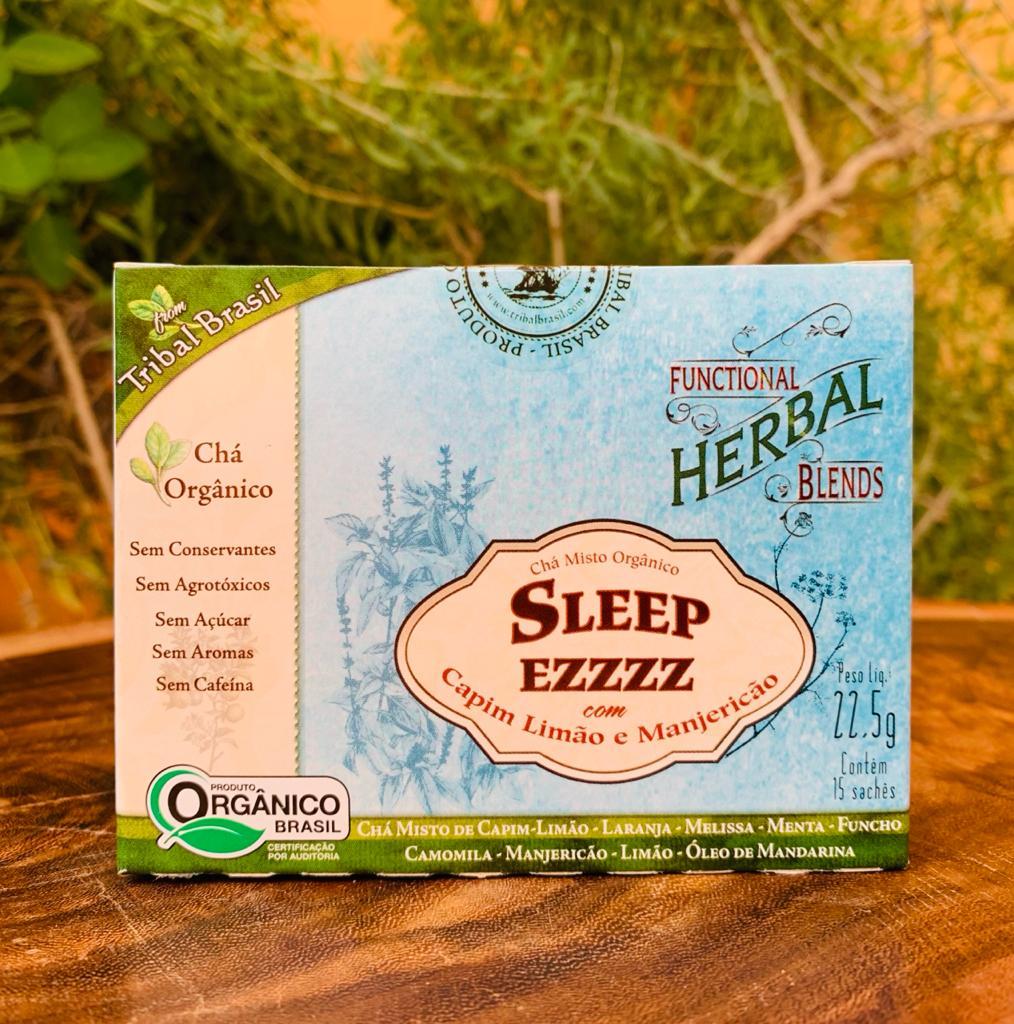 Chá Sleep Ezzzz  - Casa do Mel