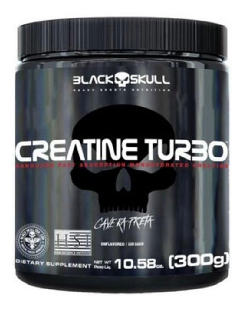 Creatine Turbo 300g  - Casa do Mel