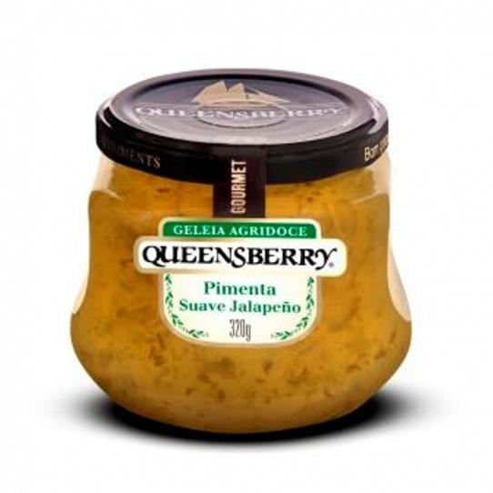 Geleia de Pimenta Suave Jalapeño  - Casa do Mel