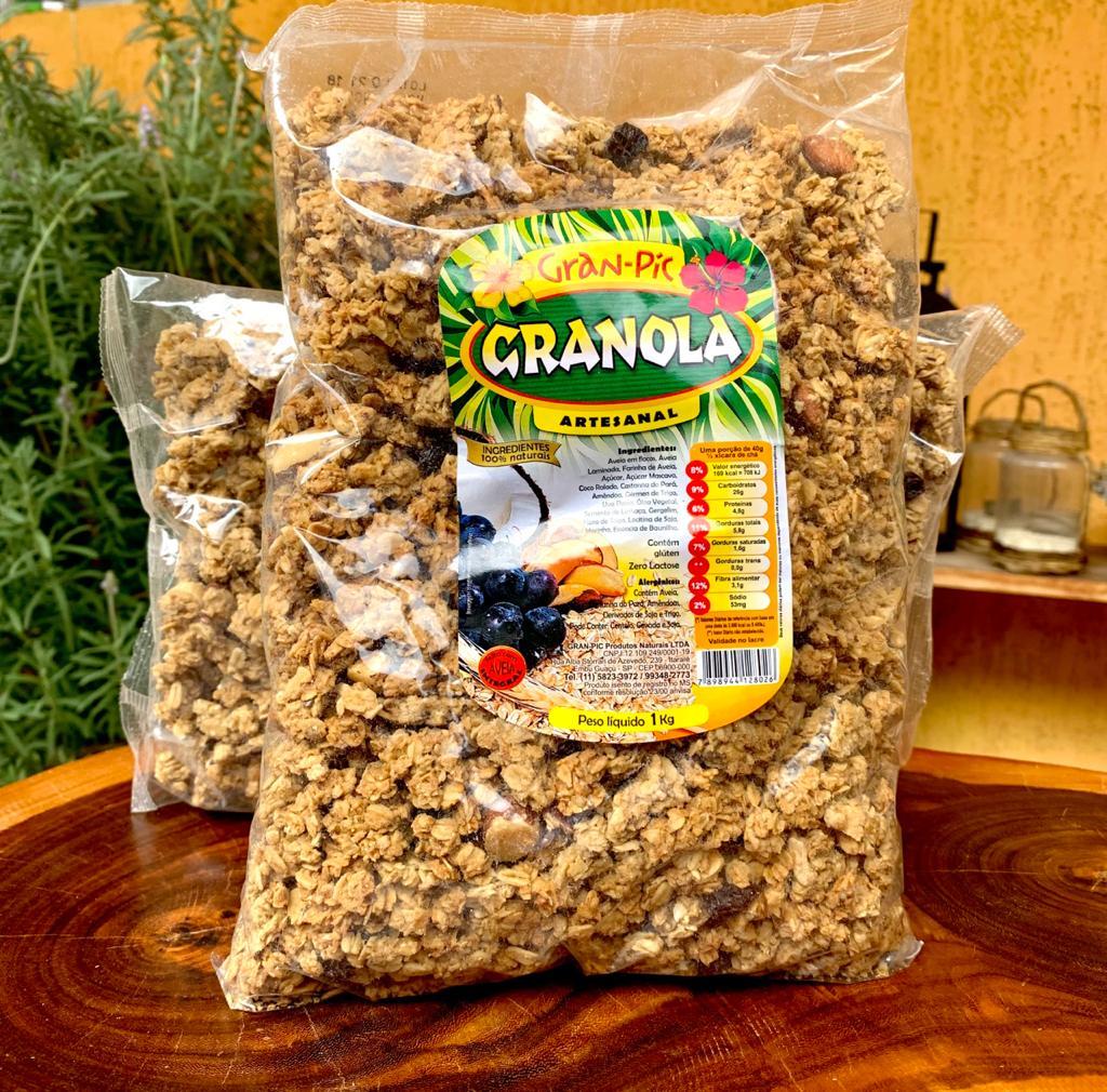 Granola  - Casa do Mel