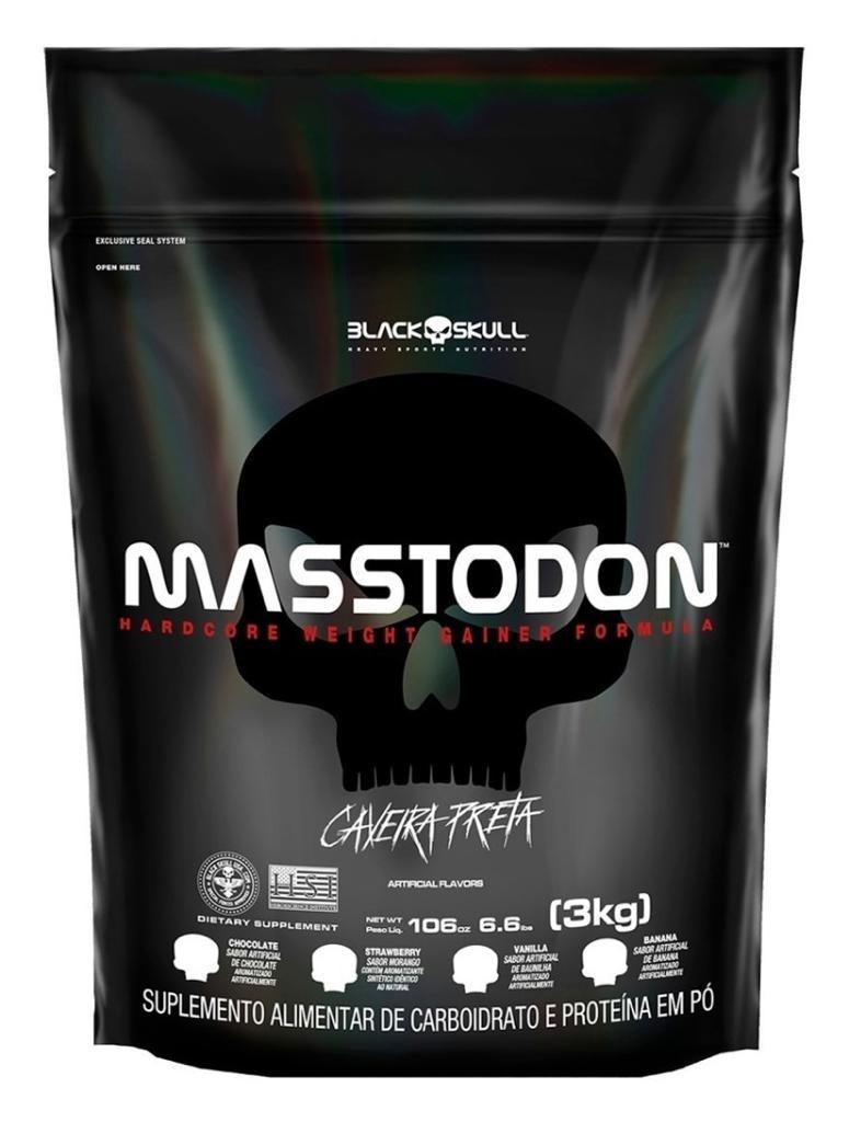 Hipercalórico Masstodon  - Casa do Mel