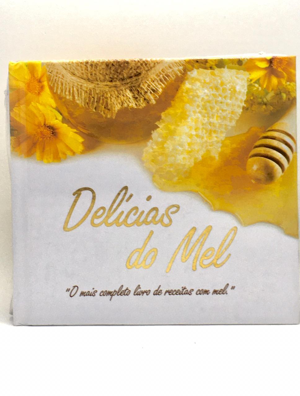 Livro Delicias do Mel  - Casa do Mel