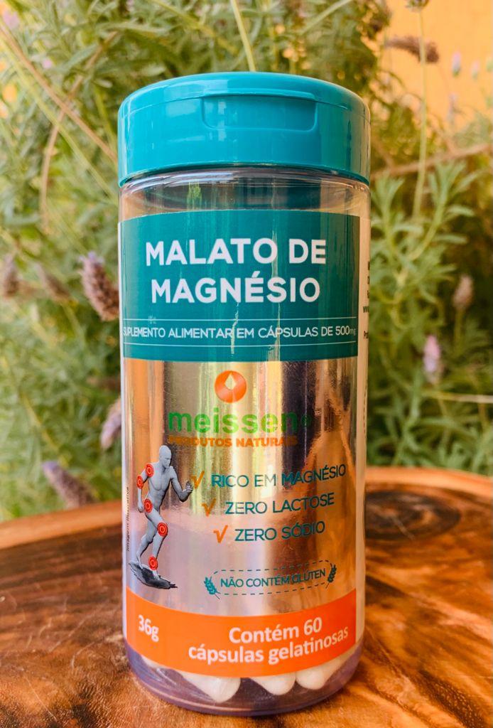Malato de Magnésio  - Casa do Mel