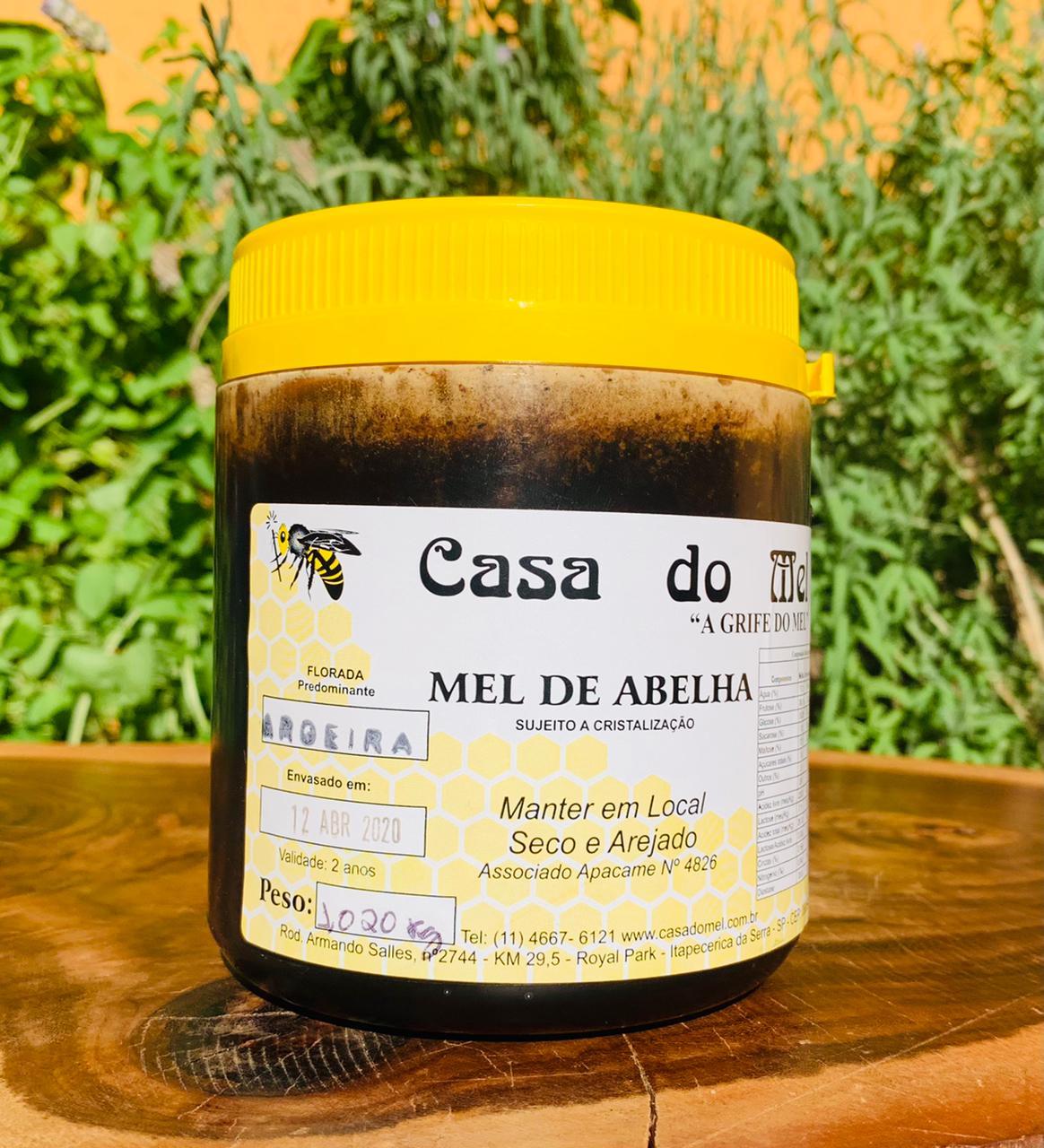 Mel da Flor de Aroeira  - Casa do Mel