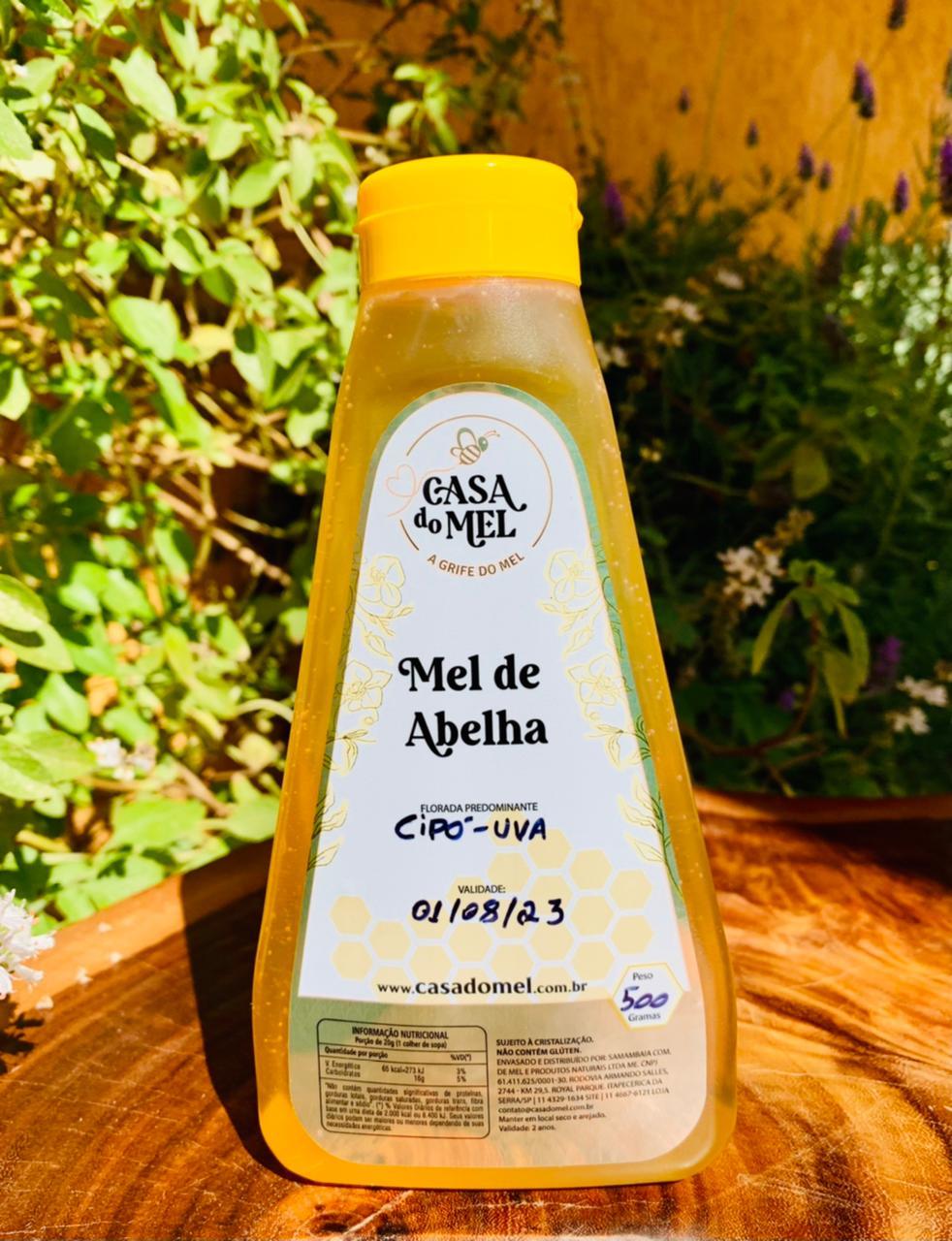 Mel de Flor de Cipó-Uva  - Casa do Mel