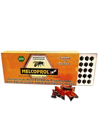 Melcoprol 75 sachês  - Casa do Mel