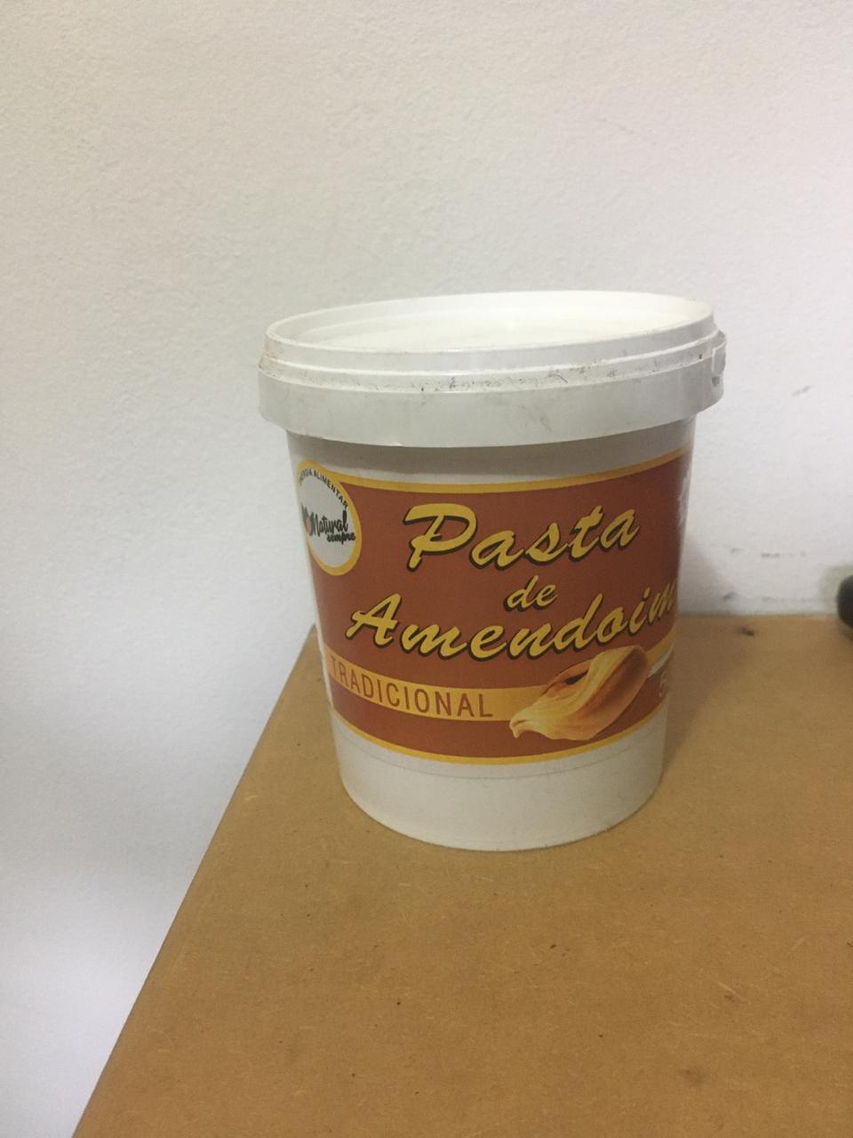 Pasta de Amendoin Tradicional  - Casa do Mel