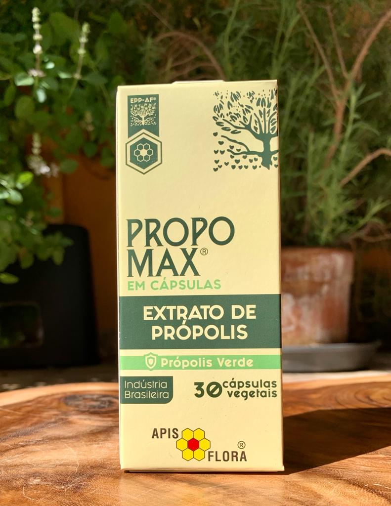 Propomax Cápsulas  - Casa do Mel