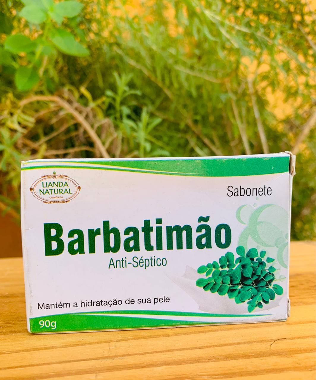 Sabonete de Barbatimão  - Casa do Mel