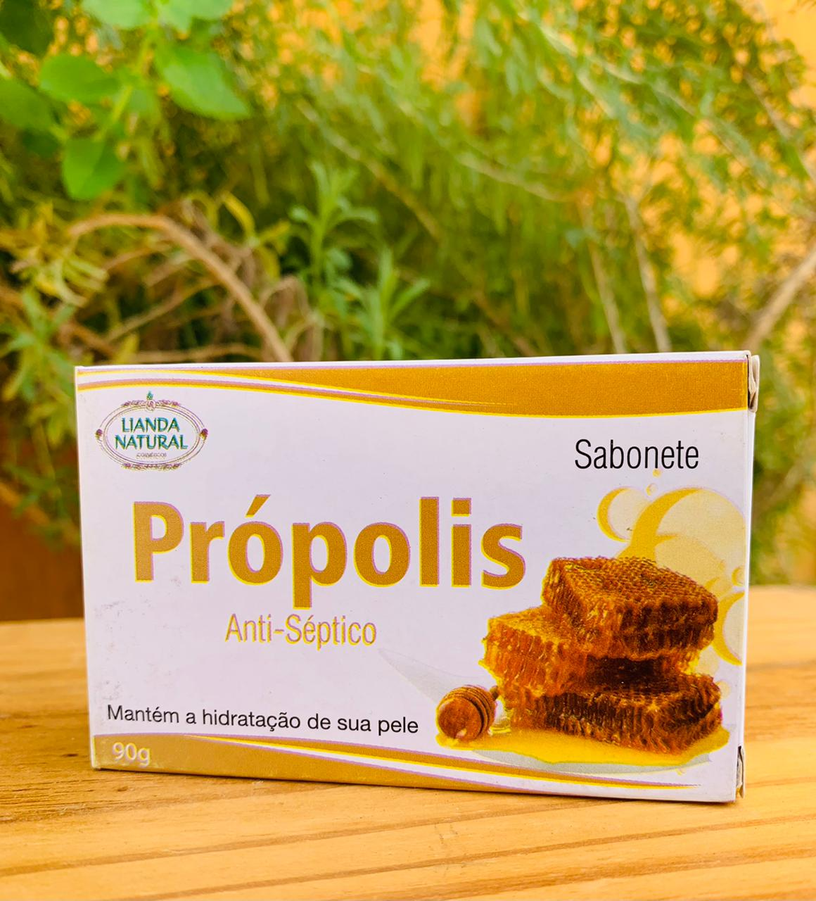 Sabonete de Própolis  - Casa do Mel