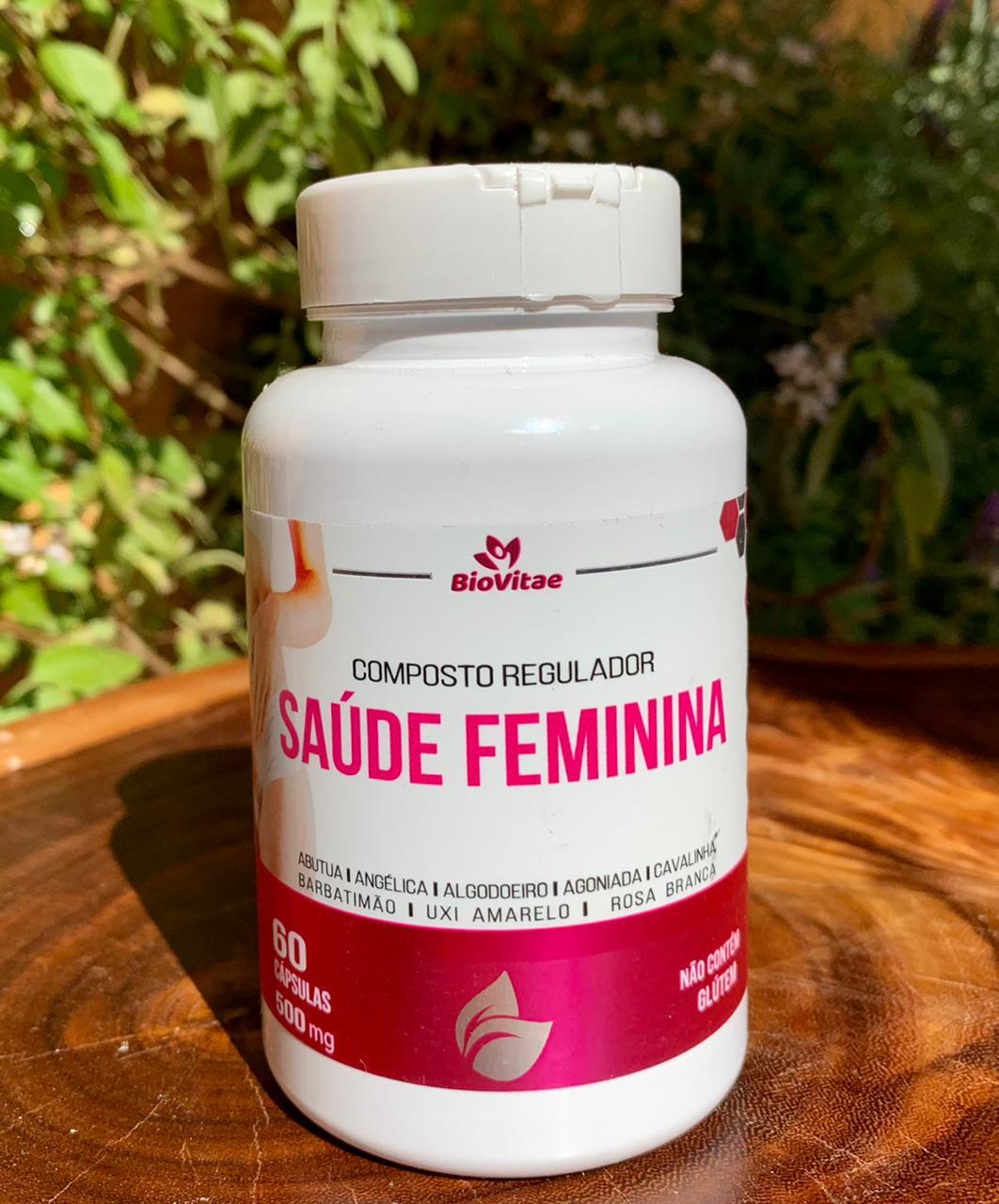 Saúde Feminina  - Casa do Mel