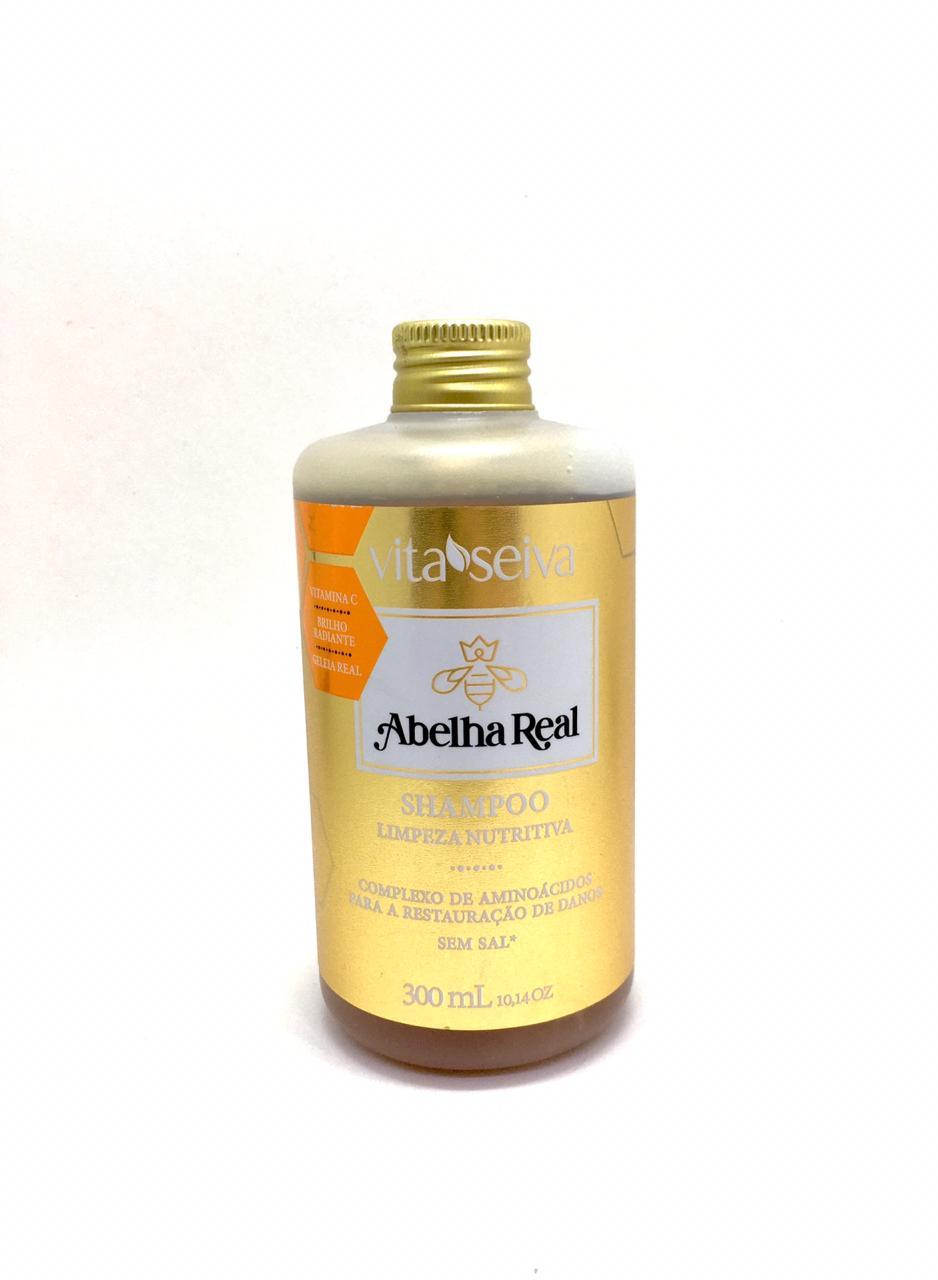 Shampoo Abelha Real  - Casa do Mel