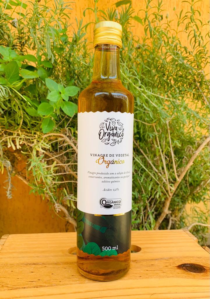 Vinagre de Vegetais Orgânico  - Casa do Mel