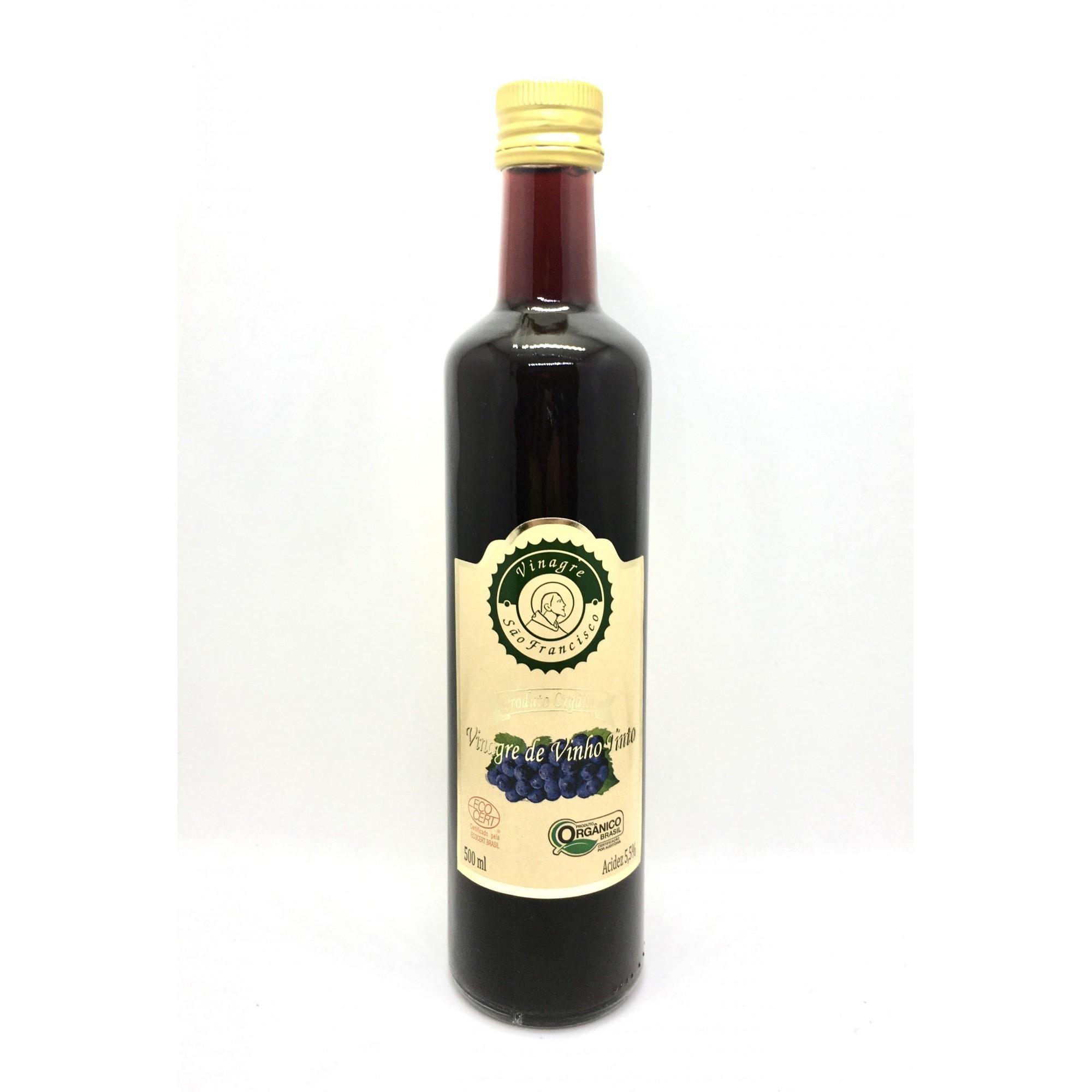 Vinagre de Vinho Tinto  - Casa do Mel