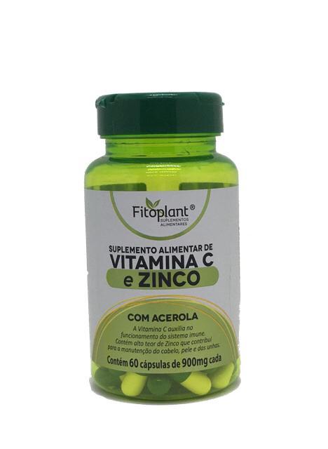 Vitamina C e Zinco  - Casa do Mel