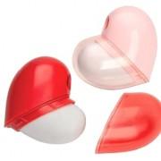 Apontador com Depósito e Borracha - Love Heart - Molin