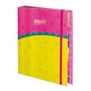 Caderno Argolado DAC - Hello