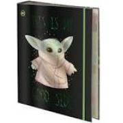 Caderno Argolado Star Wars Universitário - Dac