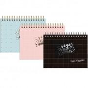 Caderno de Lettering - Folhas Brancas - Fina Ideia