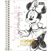 Caderno Minnie Mouse Colegial  10matérias - Tilibra