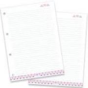 Caderno Para Fichário Colegial - Dac