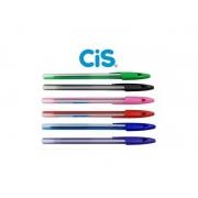 Caneta Esferográfica CIS - Happy 0.7mm