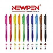 Caneta Clic Sensations Perfumada - Newpen