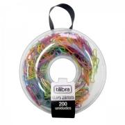 Clips Donut Coloridos 28mm- Tilibra