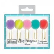 Clips Pompom - Tilibra