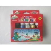 Cola Glitter 25g - 06 cores