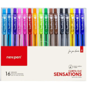 Kit caneta sensations 1.0mm - new pen