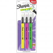 Marca-Texto Sharpie Clear View Highlighter