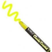 Marca Texto Tilibra Gel Candy Cristal - Amarelo