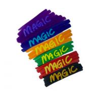 Marcador Dual Magic Brush Pen Blister c/ 06 Unid. - BRW