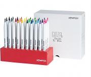 Brush Pen Ginza Pro - 30un - Newpen
