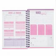 Planner Permanente DAC Pink A5