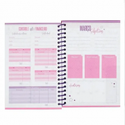 Planner Permanente Pink A5 - DAC