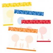 Refil para Mini Fichário Argolado DAC - Mickey