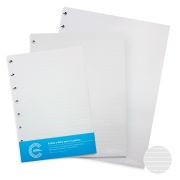 Refil Pautado Linha Branca 90g - Caderno Inteligente