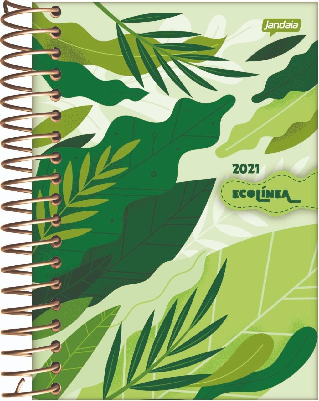 Agenda Diária - Eco Linea - Jandaia
