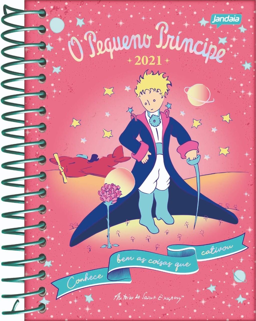 Agenda Diária  Pequeno Príncipe - Jandaia