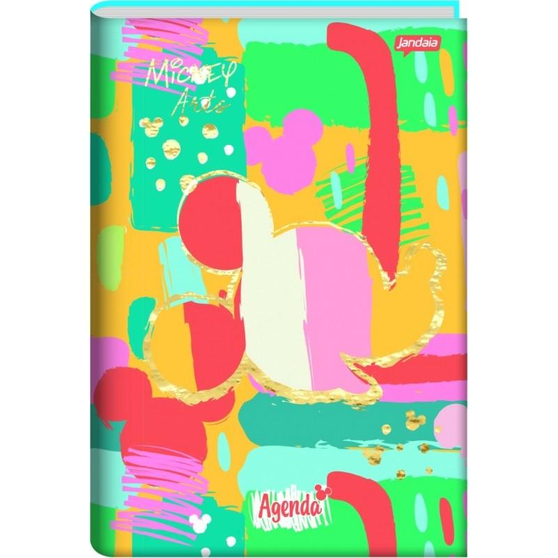 Agenda Permanente - Mickey Arts - Jandaia