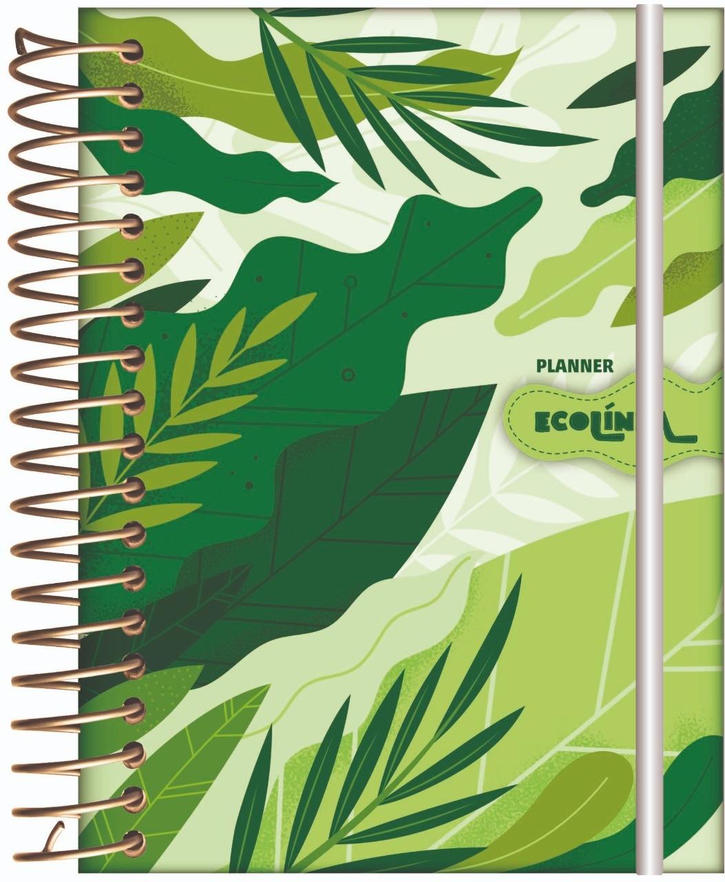 Agenda Planejamento - Eco Linea - Jandaia