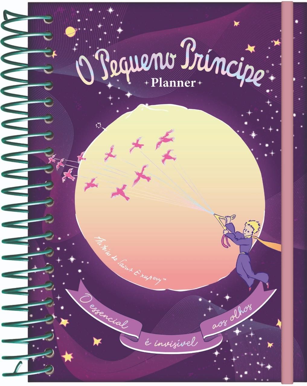 Planner Pequeno Príncipe - Jandaia