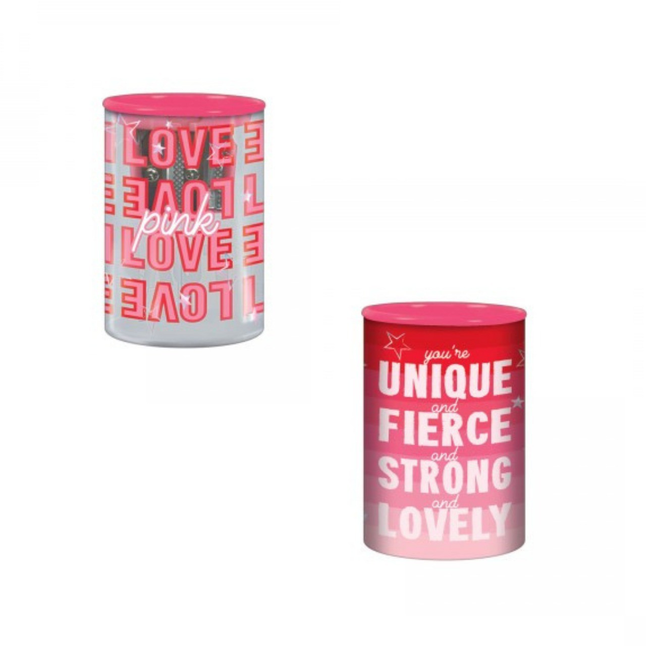 Apontador Love Pink - Tilibra