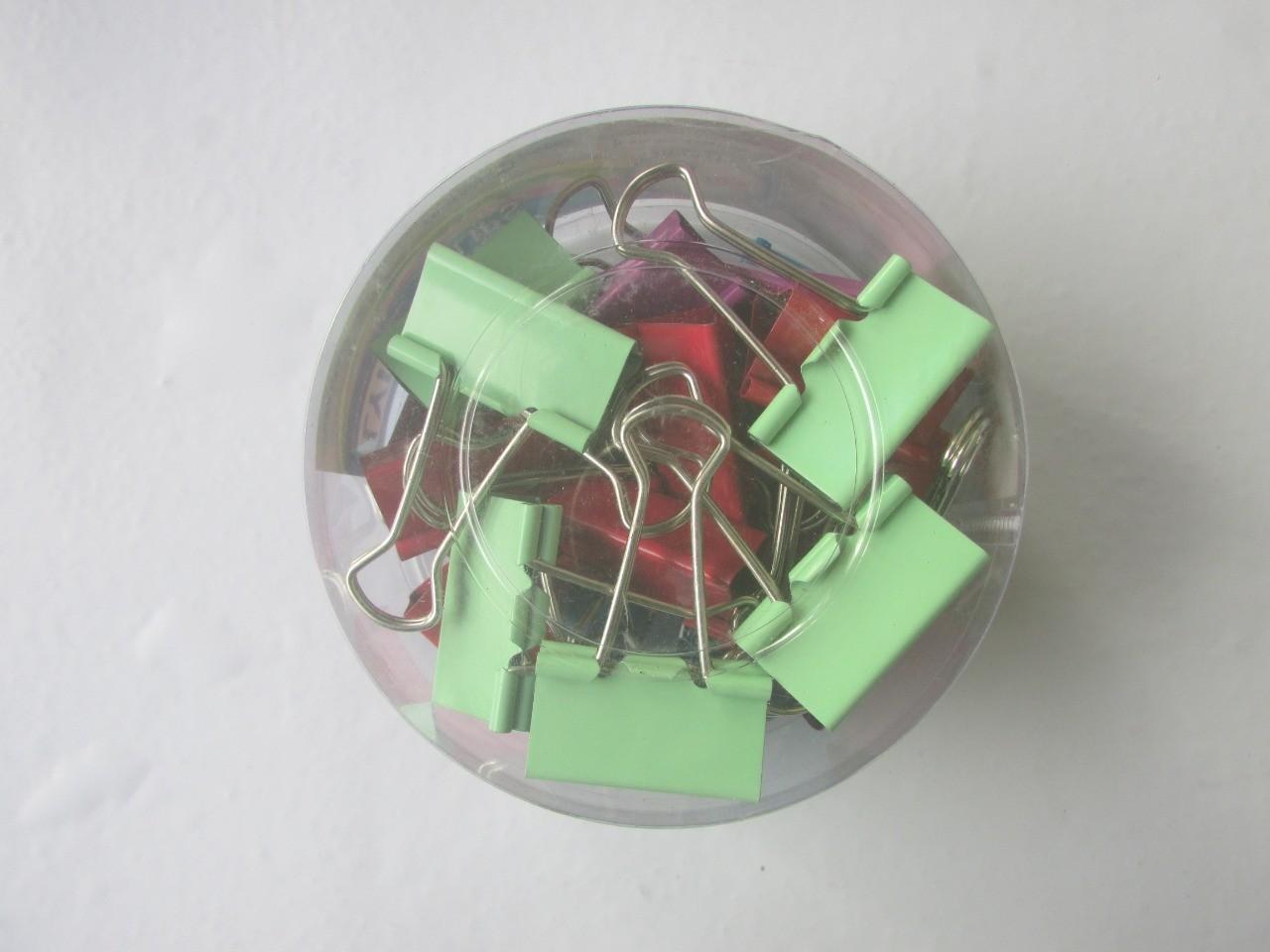 Binder Clips Neon - Lyke