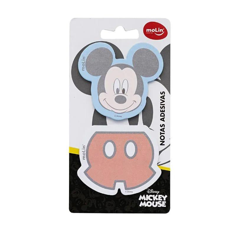 Notas adesivas - Mickey - Molin