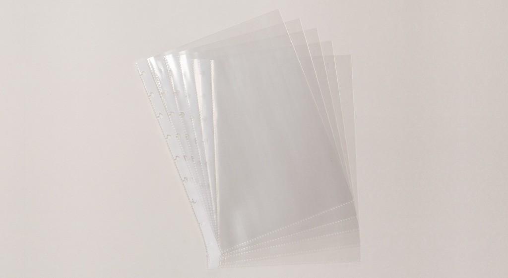 Bolsa Plástica - Caderno Inteligente