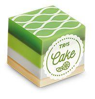 Borracha Cake - Tris