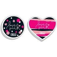 BORRACHA LOVE PINK - TILIBRA